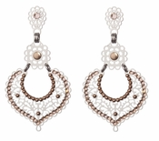 LK Jewelry Zamora Pierced Earrings