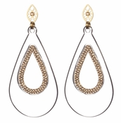 LK Jewelry Shana Pierced Earrings