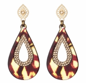 LK Jewelry Tema Pierced Earrings