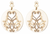 LK Jewelry Tallie Pierced Earrings