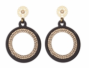 LK Jewelry Catherine Pierced Earrings