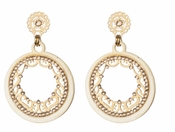 LK Jewelry Tia Pierced Earrings