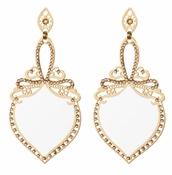 LK Jewelry Grace Pierced Earrings