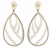 LK Jewelry Gabriel Pierced Earrings