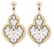 LK Jewelry Aaralyn Pierced Earrings