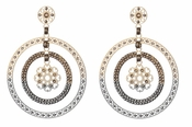 LK Jewelry Syeira Pierced Earrings