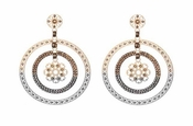 LK Jewelry Syeira Pierced Earrings Small