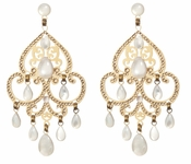 LK Jewelry Sabira Pierced Earrings