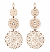 LK Jewelry Caprice Pierced Earrings
