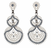 LK Jewelry Vida Pierced Earrings