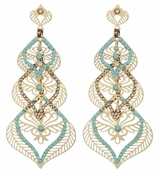 LK Jewelry Astera Pierced Earrings