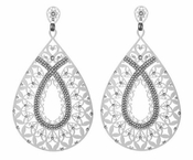 LK Jewelry Johanna Pierced Earrings