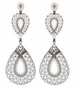 LK Jewelry Meira Pierced Earrings