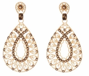 LK Jewelry Bella Pierced Earrings
