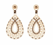 LK Jewelry Bella Pierced Earrings Sm