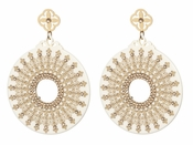 LK Jewelry Cassandra Pierced Earrings