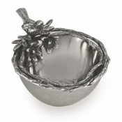 Star Home Designs Birds and Branches Nappy Bowl
