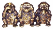 Well Jeweled 3 Monkey Box