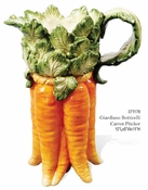 Kaldun & Bogle Glardino Botticelli Carrot Pitcher