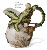 Kaldun & Bogle Ceylon Monkey Pitcher