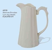 Kaldun & Bogle Porcelain Small Lyric Jug
