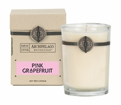 Archipelago Botanicals Pink Grapefruit Signature Series Candle
