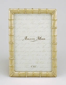 Bamboo Gold Frame 5x7 - CLOSEOUT