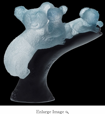 Daum Crystal Maternity Koala - Guaranteed Lowest Price