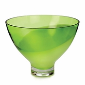 Waterford Crystal Peridot Whisper 14' Bowl