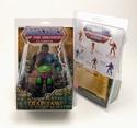 Soft Case/ MOTU Classics <br>Carded Figure