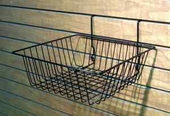 12in.W x 12in.D x 4in.H Small All-Purpose Basket