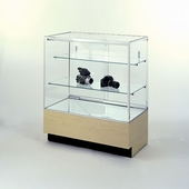 48in. Full Vision Jewelry Display Case