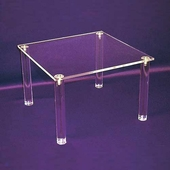 Acrylic Countertop Square Tables
