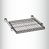 Wire Pull-out Shelves Box of 4