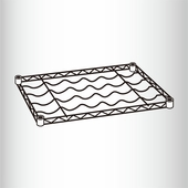 Wire Wine Shelves Box of 4