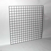 Large Wire Gridwall Panel 4ft x 4ft