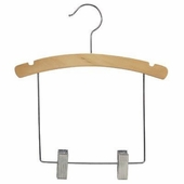 Infant / Baby Wooden Outfit Hanger (Box of 100)