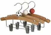 10in. Combination Hanger with Sports Balls (Box of 48)