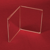 Acrylic Double-Panel Frames