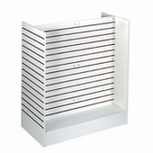 Freestanding Slatwall Units