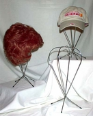 Counter Hat / Wig Stand