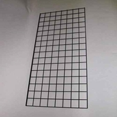 Large Wire Gridwall Panel 2ft x 8ft