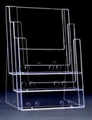 3-Tier Brochure Holder