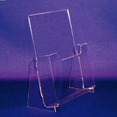 Acrylic Premier Hand-Made Brochure Holders