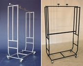 Modular Display Floor Rack