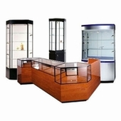 Glass Display Cases