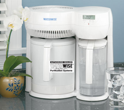 Waterwise distiller Authorized Dealer