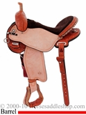 "16"" Xtreme Performance B1'Shooting Star' Racer by Circle Y 1537 *CIRCLE Y SADDLE PAD FOR 1/2 PRICE OR CASH DISCOUNT!*"