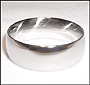 High Polished Stainless Steel Band  (8 mm) Ring II