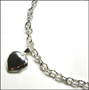 Charm Link Silver Necklaces